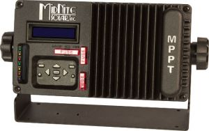 MidNite Solar The Kid Marine MPPT Solar Charge Controller in Black