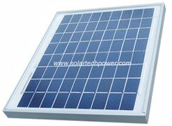 Solartech Spm010p A 10 Watt Solar Module Northern Arizona Wind Sun