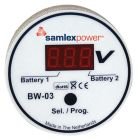 Samlex BW-03 Programmable Battery Monitor