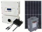 Grid-Tie Solar Power Kit with 5760 Watts of Panels and 5000 Watt SolarEdge HD-Wave Inverter