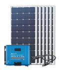 RV Solar Kit Charging System - 1080W Solar Array, 85A Victron Charge Controller, Wiring & Breakers