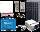 RV & Marine 12V Charging Kit with 660 Watt Solar Panel & 50 Amp MPPT Charge Controller