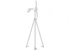 Primus Wind Power 9 Foot AIR Marine Pole Set