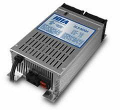 Iota DLS-90: 12 Volt 90 Amp Regulated Battery Charger