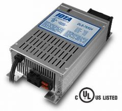 Iota DLS-75: 12 Volt 75 Amp Regulated Battery Charger