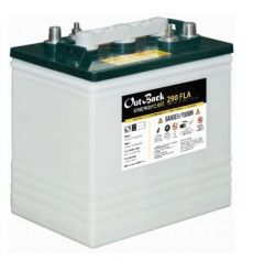 OutBack Power EnergyCell 290FLA 290Ah Deep Cycle Flooded Battery