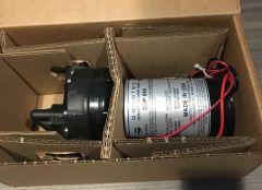 Aquatec 5518-1EM1-M638-discounted 550 series Model M638 12 Volt Booster Pumps