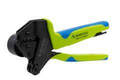 Rennsteig 624 1194 3 1 H4 Crimp Tool With Die Set and Locator.