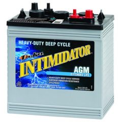 Deka Intimidator 8AGC2 6V 190Ah AGM Deep Cycle Battery