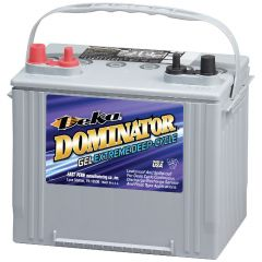 Deka Dominator 8G24M 12V 73.6Ah Gel Deep Cycle Battery