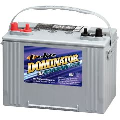 Deka Dominator 8G27M 12V 88Ah Gel Deep Cycle Battery