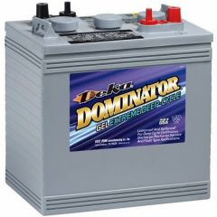 Deka Dominator 8GGC2 6V 180Ah Gel Deep Cycle Battery