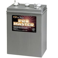 Deka 8L16 6 Volt Pro Master Flooded Deep Cycle Battery