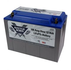 Battle Born Batteries BB10012 Lithium Ion Battery 12V 100Ah