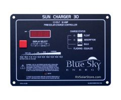 Blue Sky SC30 PWM Charge Controller 30 Amp 12 Volts