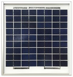 Ameresco BSP5-12 5 Watt 12 Volt solar panel