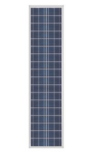 Ameresco BSP55-12L 55 Watt 12 Volt solar panel