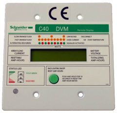 Schneider Electric C40 Remote Display for C35/40/60, 50 Foot
