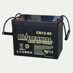 Centennial CB12-85 sealed AGM Battery with 85Ah