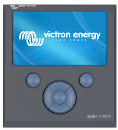 Victron Color Control GX Panels and System Monitoring