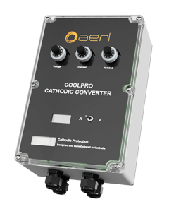 AERL CoolPro 15 amp Solar Cathodic Protection Controller