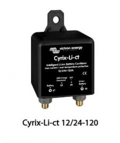 Victron Energy Cyrix-Li-charge 12/24V-120A Intelligent Charge Relay