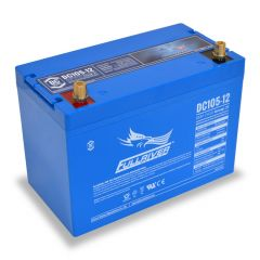 Fullriver DC105-12 AGM Sealed Battery 12V 105Ah