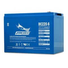 Fullriver DC220-6 AGM Sealed Battery 6V 220Ah