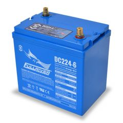 Fullriver DC224-6 AGM Sealed Battery 6V 224Ah