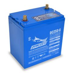 Fullriver DC250-6 AGM Sealed Battery 6V 250Ah