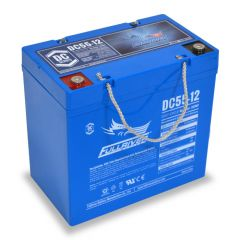 Fullriver DC55-12 AGM Sealed Battery 12V 55Ah