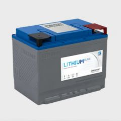 Discover DLB-G24-12V Lithium Blue 12V 100Ah Deep Cycle Battery