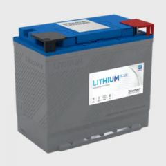 Discover DLB-GC12-24V Lithium Blue 24V 100Ah Deep Cycle Battery