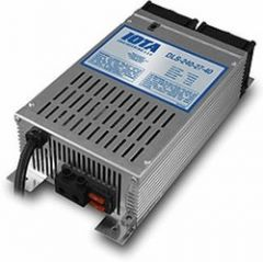Iota DLS-240-27-40: 240 Volt AC Input, 24 Volt 40 Amp Battery Charger Without IQ4