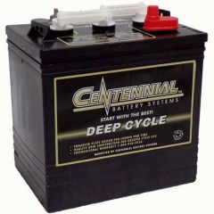 Centennial GC2200P 6V Flooded Lead-Acid Deep Cycle Battery