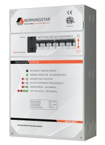Morningstar GFPF-600V Ground Fault Protection Device
