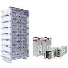 GNB Industrial Power 6-90G13 600Ah 12 Volt DC VRLA AGM Deep Cycle Battery