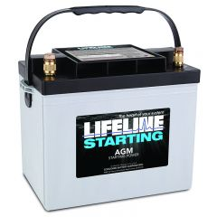 LIFELINE GPL-2400T AGM sealed starting battery