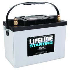 LIFELINE GPL-2700T AGM sealed starting battery