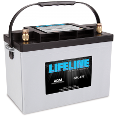 LIFELINE GPL-27T AGM sealed battery