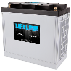 LIFELINE GPL-30HT AGM sealed battery