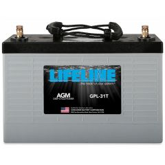 LIFELINE GPL-31T AGM sealed battery