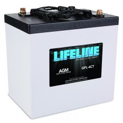LIFELINE GPL-4CT AGM sealed battery
