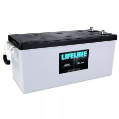 LIFELINE GPL-4DA AGM sealed battery