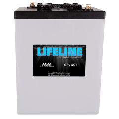 LIFELINE GPL-6CT AGM sealed battery