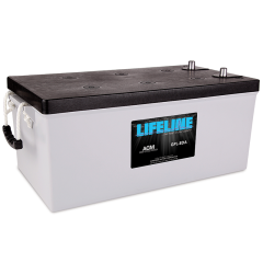 LIFELINE GPL-8DAP AGM sealed battery