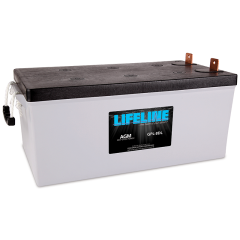 LIFELINE GPL-8DL AGM sealed battery