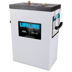 LIFELINE GPL-L16T AGM sealed battery