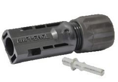 Amphenol Male H4 Connector Contact and Housing