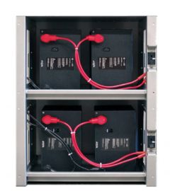 Outback Power IBR-2-48-175-LI Integrated Battery Rack System for Lithium Ion Batteries